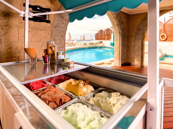 Gastronom 237 A Hotel Santos Nixe Palace Palma Mallorca